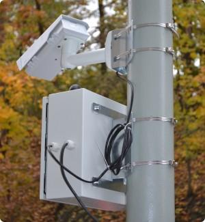 NetRex MDS 01 – Mobilní kamerový systém se záznamem videa a přístupem přes Internet