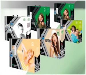 COMELIT, řešení domovních video a audio telefonů od předního světového výrobce, kompletní sady pro jednoho a více účastníků