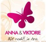 Logo - ANNA & VIKTORIE s.r.o.