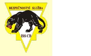 Logo - BEZPEČNOSTNÍ SLUŽBA ISS CB s.r.o.