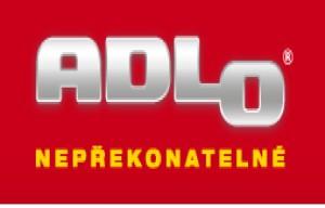 Logo - ADLO – Bezpečnostní dveře
