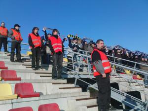 Bezpečnost na fotbalových stadionech