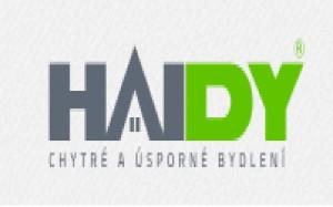 Logo - HAIDY a.s.