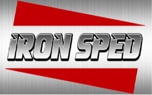 Logo - IRON SPED, s.r.o.