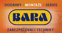 Logo - BARA, spol.s r.o.