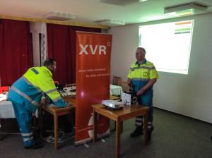 Mistrovství světa zdravotnických záchranných služeb a program virtuální reality XVR