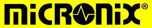 Logo - Micronix, spol. s r.o.