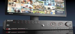 Nové hybridní DVR rekordéry Pelco DX4700/4800 HD