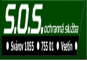 Logo - S.O.S. ochranná služba, s.r.o.