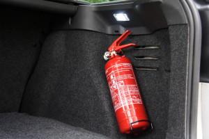 Všeobecné zásady boje s ohněm na vozidlech