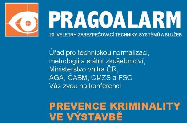 prevence kriminality konference pragoalarm