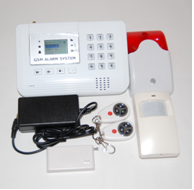 LCD GSM Guard