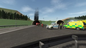 Mimořádná událost v tunelu – lze se připravit!