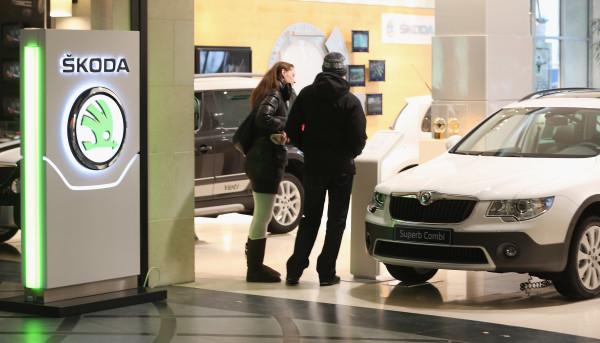 Volkswagen Group Delivers Over 9 Million Vehicles In 2012