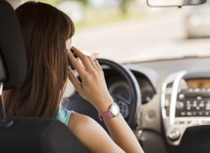 Bezpečné telefonování za jízdy ve vozidle