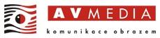 Logo - AV MEDIA, a.s.