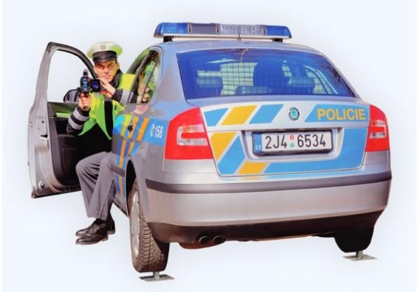 policejni maketa