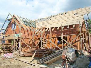 V Česku přibývá krádeží na hrubých stavbách