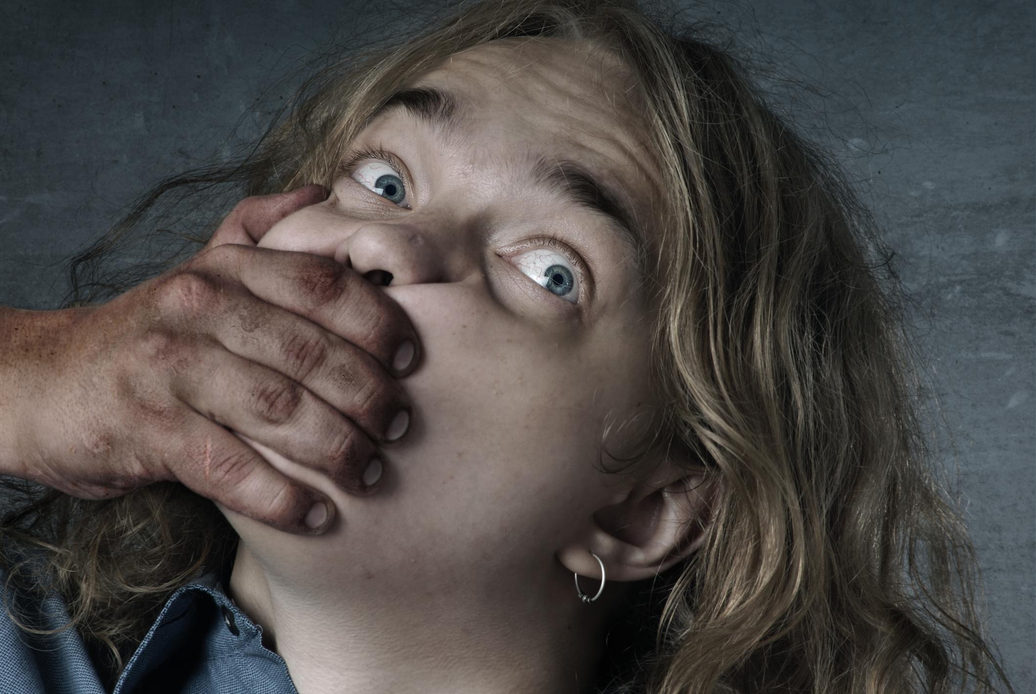 Похищение с аналом, Похищение анал - видео rating Flesh Hole HD 6 фотография