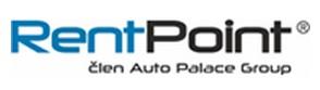 Logo - Autopůjčovna RentPoint