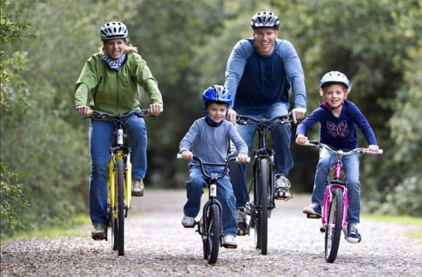 deti na kolech