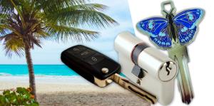 Jedete na dovolenou? Zloději ne!