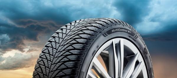 Svět v bezpečí - Fulda uvádí na trh nové pneumatiky MultiControl: celoroční pneumatiky svelkým nadáním