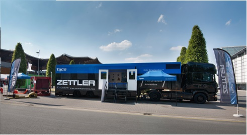 Zettler_Truck at Intershchutz
