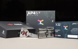 AP4 S: Maximální bezpečí a moderní italský design