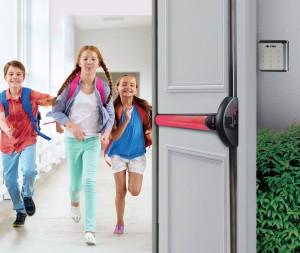 CISA eFAST: Bezpečné východy pro školy i podniky