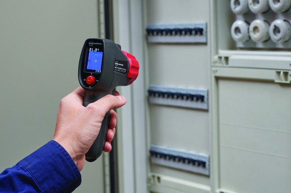 Svět v bezpečí - Termokamera IRC-110-EUR pro bezkontaktní měření