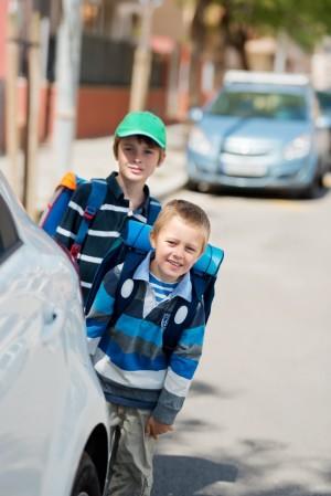Svět v bezpečí - Bezpečná doprava dětí do škol