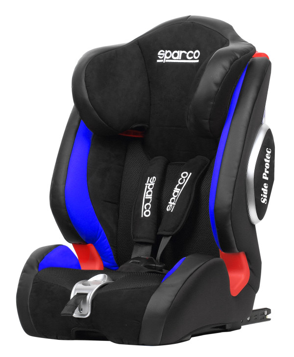 Sparco 9-36 kg, ISOFIX