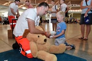 Svět v bezpečí - Den bezpečnosti – Záchranáři dětem na brněnském výstavišti