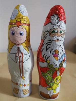 Svět v bezpečí - Pozor na Mikuláše z falešné čokolády