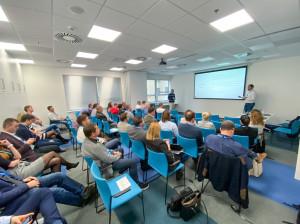 Svět v bezpečí - Jak chránit firmu před únikem citlivých dat? Workshop Securitas představil 5 zásad bezpečné digitální komunikace