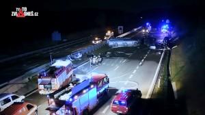 Svět v bezpečí - Třetina smrtelných nehod na dálnicích se stává v noci